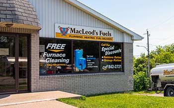 Glace Bay Office | MacLeod's Fuels